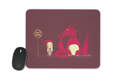 To King's Landing for Mousepad