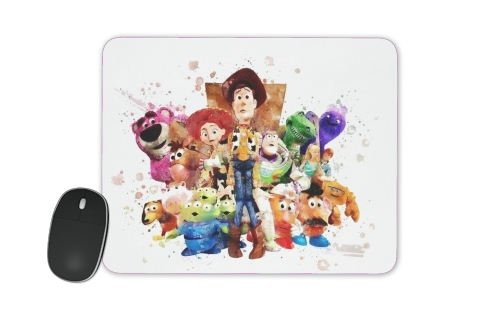 Toy Story Watercolor for Mousepad