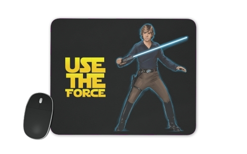Use the force for Mousepad