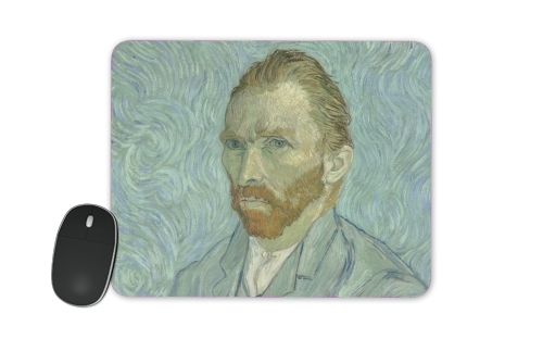 Van Gogh Self Portrait for Mousepad