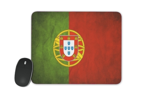 Vintage Flag Portugal for Mousepad