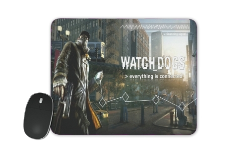 Watch Dogs Everything is connected for Mousepad