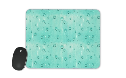 Water Drops Pattern for Mousepad