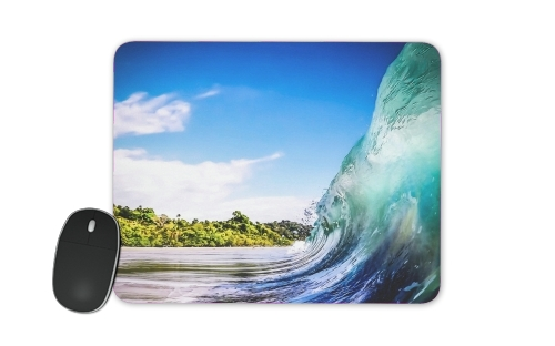 Wave Wall for Mousepad