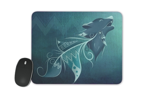 Wolfeather for Mousepad
