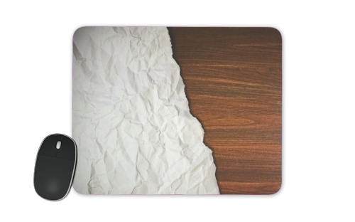 Wooden Crumbled Paper for Mousepad