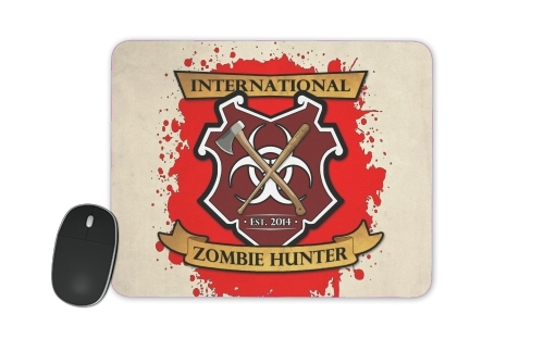 Zombie Hunter for Mousepad