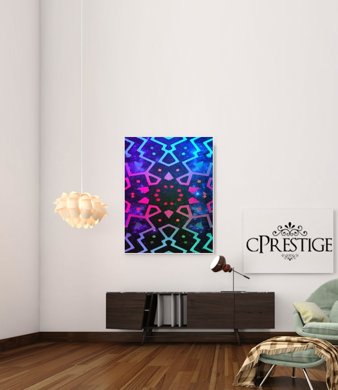 Aztec Galaxy for Art Print Adhesive 30*40 cm