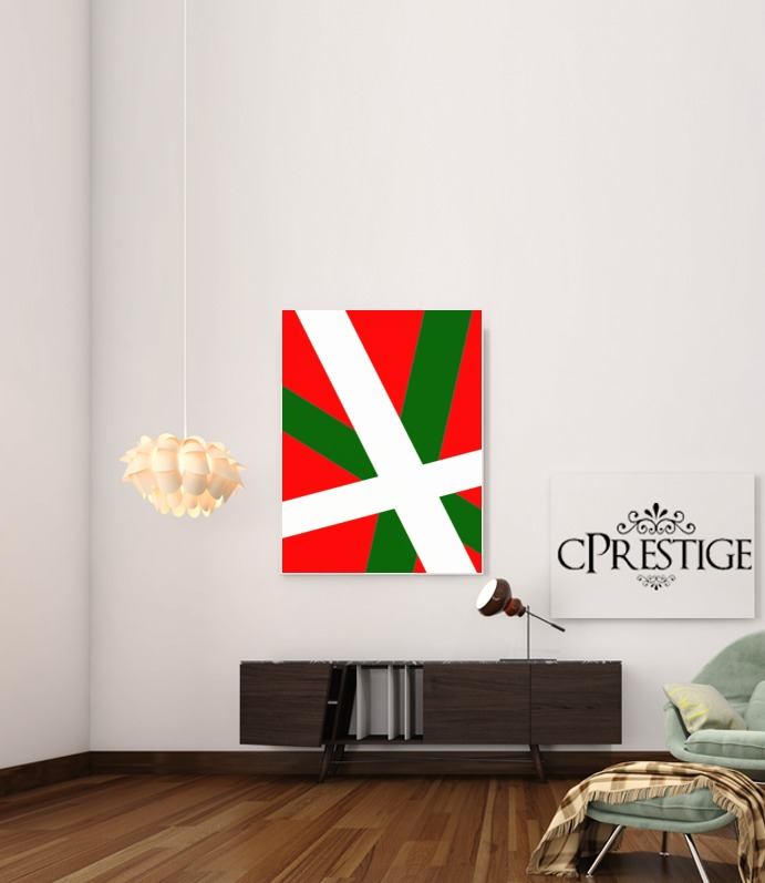 Basque for Art Print Adhesive 30*40 cm