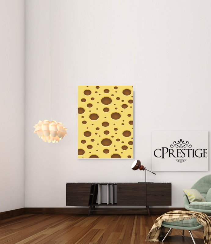 Cheese for Art Print Adhesive 30*40 cm