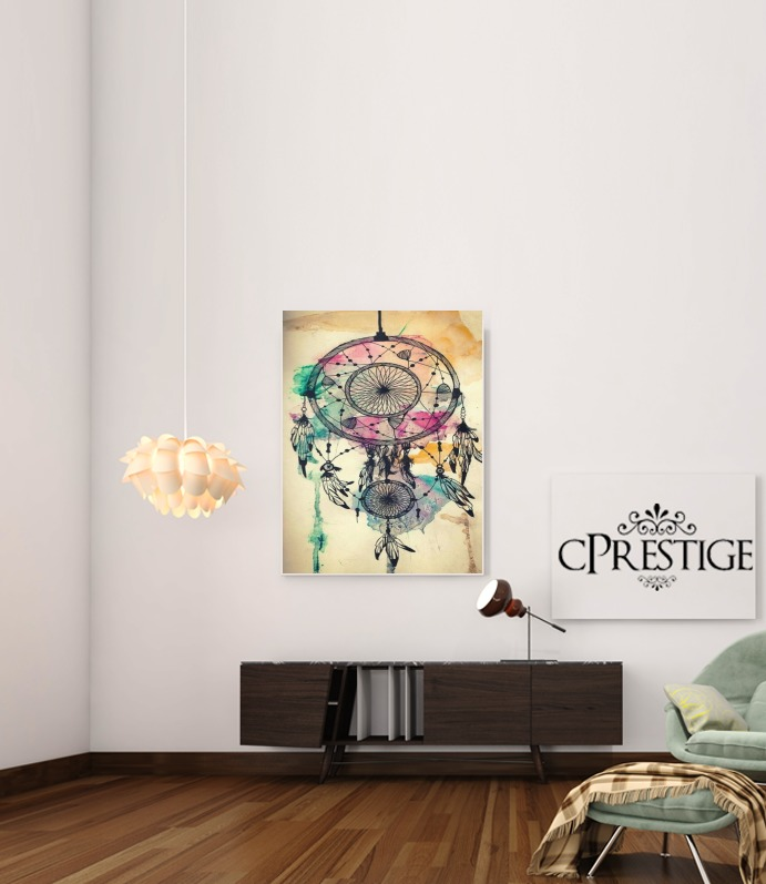 Dream catcher for Art Print Adhesive 30*40 cm