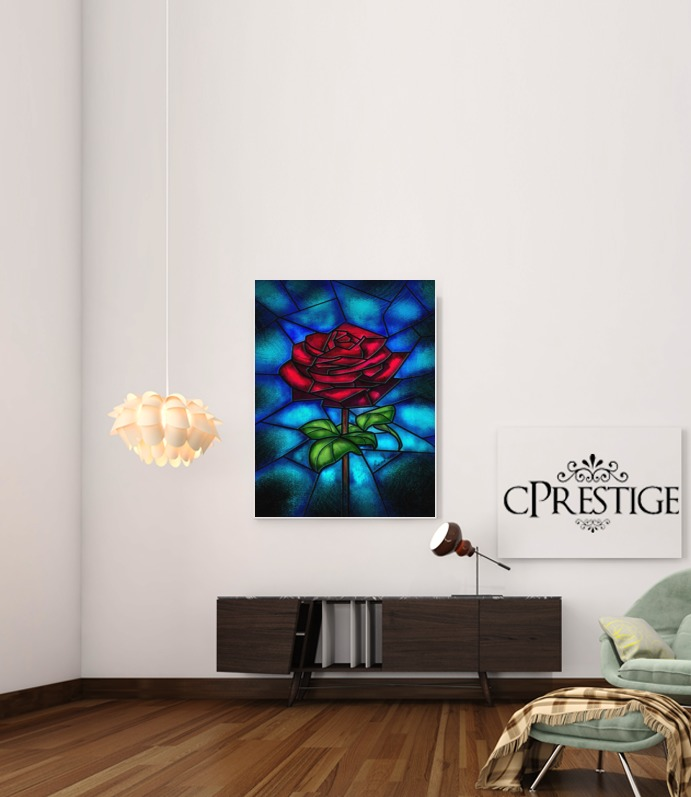 Eternal Rose for Art Print Adhesive 30*40 cm