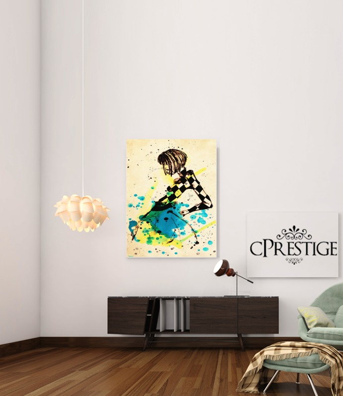 Fashionista for Art Print Adhesive 30*40 cm