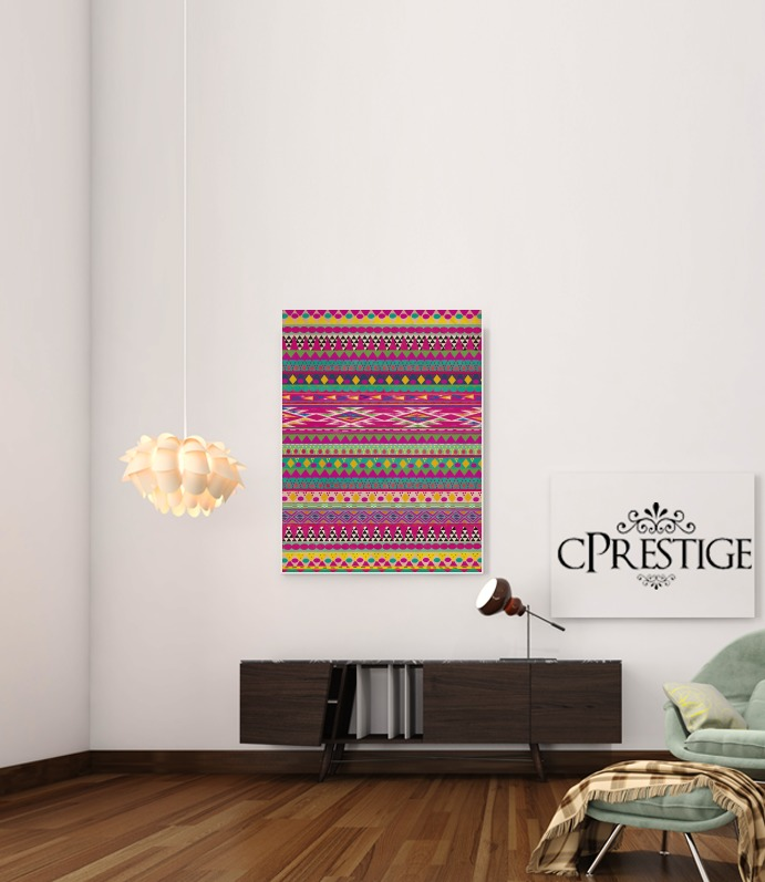 HURIT TRIBAL CASE for Art Print Adhesive 30*40 cm