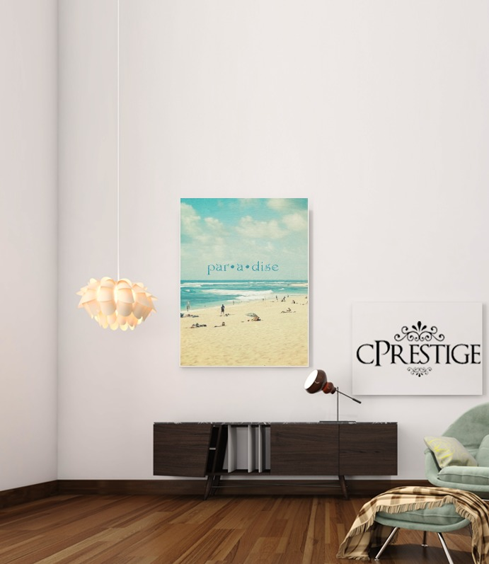 paradise for Art Print Adhesive 30*40 cm