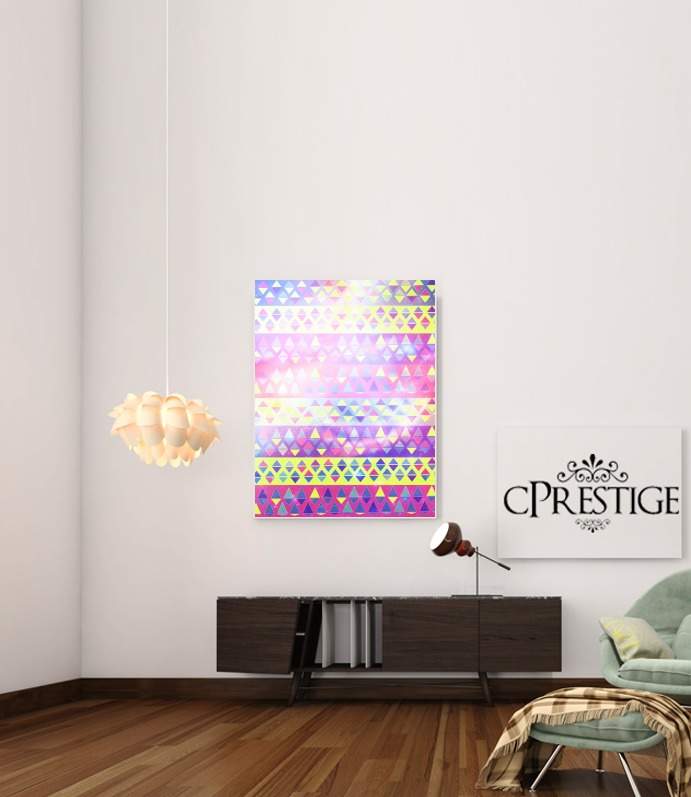 Pastel Pattern for Art Print Adhesive 30*40 cm