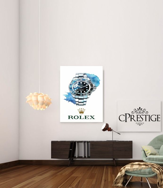 Rolex Watch Artwork for Art Print Adhesive 30*40 cm