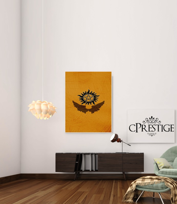 Supernatural for Art Print Adhesive 30*40 cm