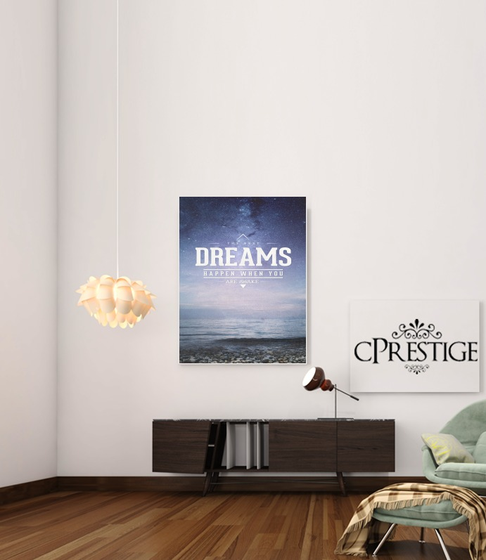 The best DREAMS for Art Print Adhesive 30*40 cm