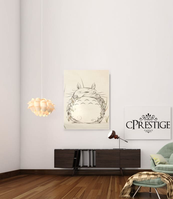 Poetic Creature for Art Print Adhesive 30*40 cm