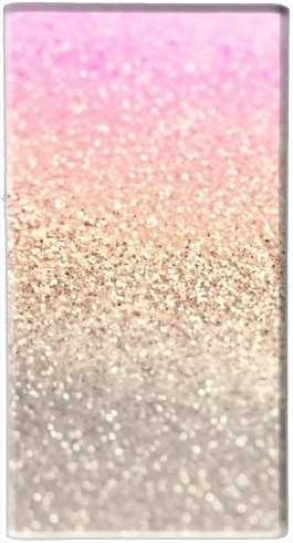 Gatsby Glitter Pink for Powerbank Universal Emergency External Battery 7000 mAh