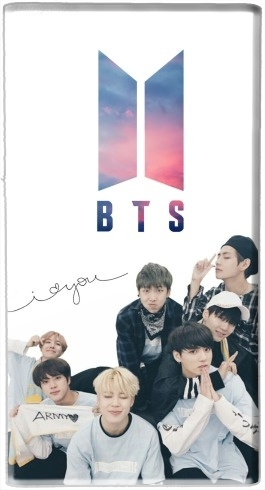 K-pop BTS Bangtan Boys for Powerbank Universal Emergency External Battery 7000 mAh