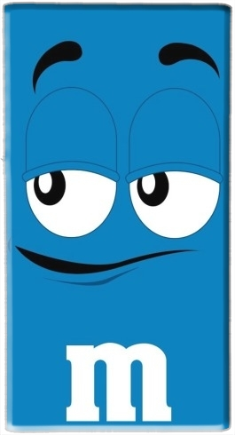 M&M's Blue for Powerbank Universal Emergency External Battery 7000 mAh