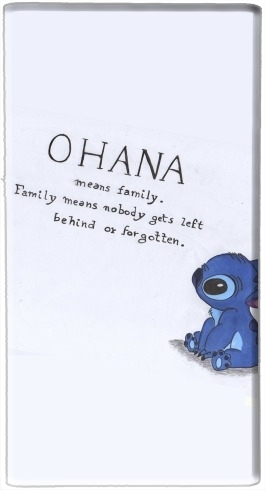 Ohana Means Family for Powerbank Universal Emergency External Battery 7000 mAh