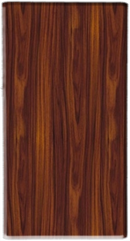 Wood for Powerbank Universal Emergency External Battery 7000 mAh