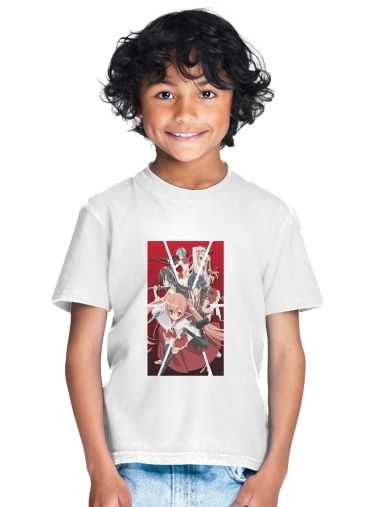 Aria the Scarlet Ammo for Kids T-Shirt