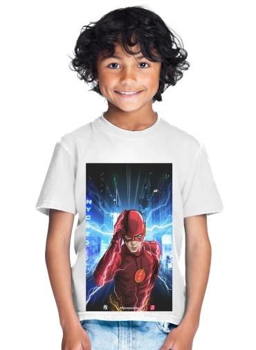 At the speed of light for Kids T-Shirt