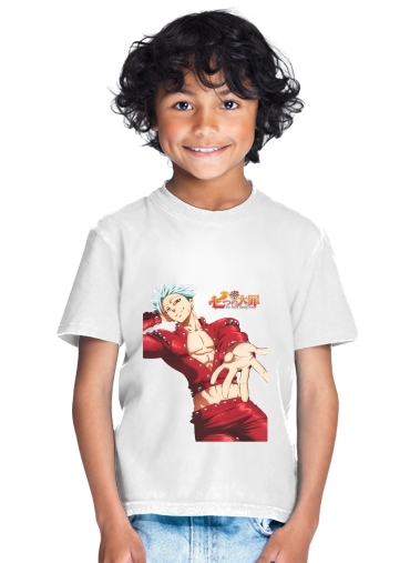 Ban Seven Deadly Sins for Kids T-Shirt