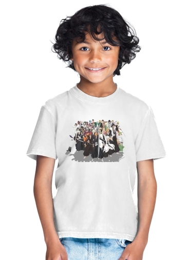 Bleach All characters for Kids T-Shirt