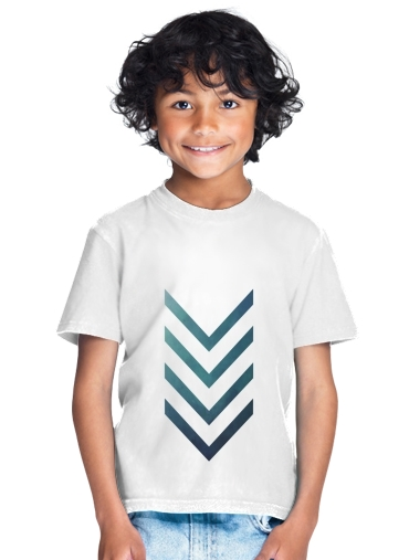 Blue Arrow  for Kids T-Shirt