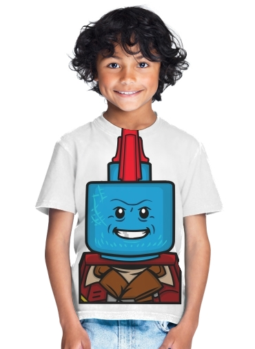Bricks Yondu Udonta for Kids T-Shirt