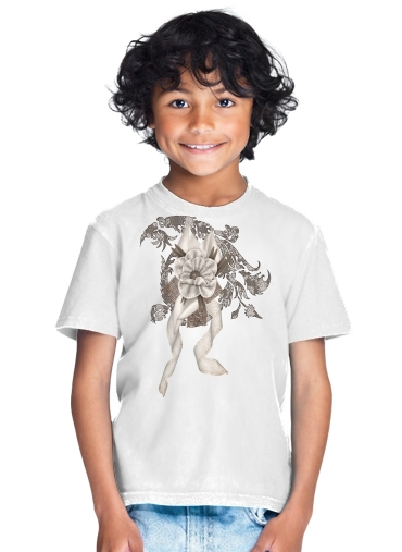 Brown Elegance for Kids T-Shirt