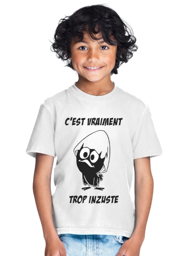 Calimero Vraiment trop inzuste for Kids T-Shirt