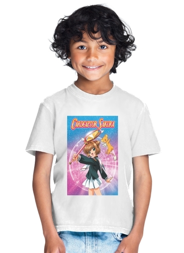 Card Captor Sakura for Kids T-Shirt