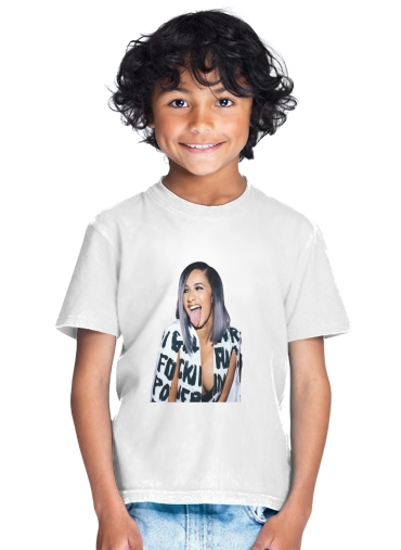 Cardie B Money Moves Music RAP for Kids T-Shirt