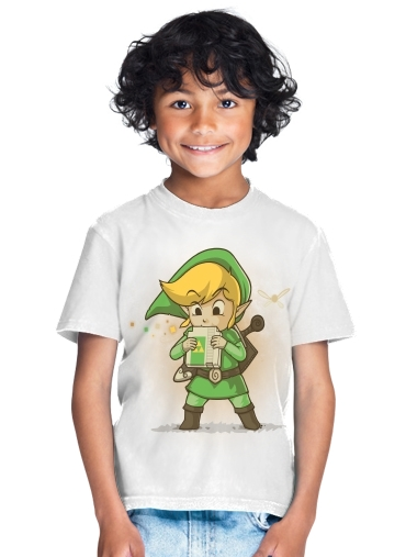 Cartridge of time for Kids T-Shirt