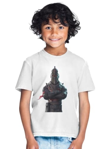 Black Knight Fortnite for Kids T-Shirt