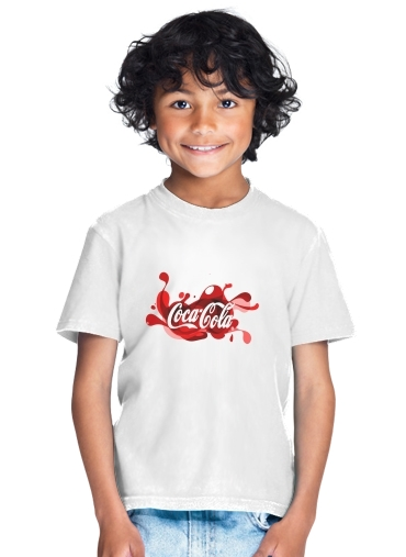 Coca Cola Rouge Classic for Kids T-Shirt