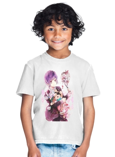 diabolik lovers kanato fanart for Kids T-Shirt