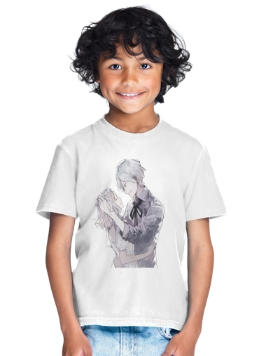 Diabolik lovers Subaru x Yui for Kids T-Shirt