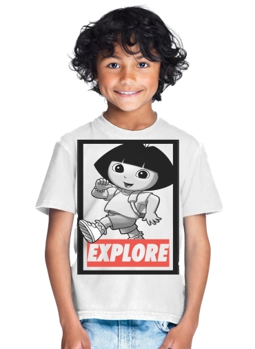 Dora Explore for Kids T-Shirt