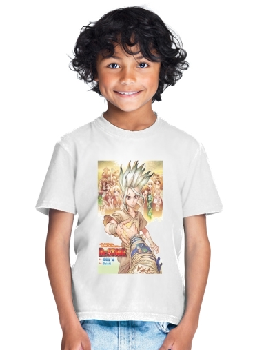 Dr Stone for Kids T-Shirt