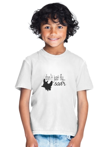 Dumbo - Ne pas voler juste Soar for Kids T-Shirt