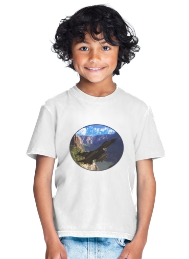 F-16 Fighting Falcon for Kids T-Shirt