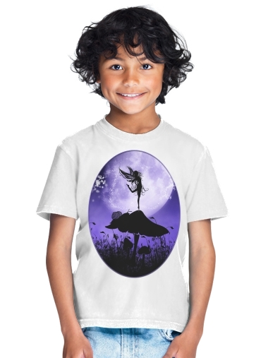 Fairy Silhouette 2 for Kids T-Shirt
