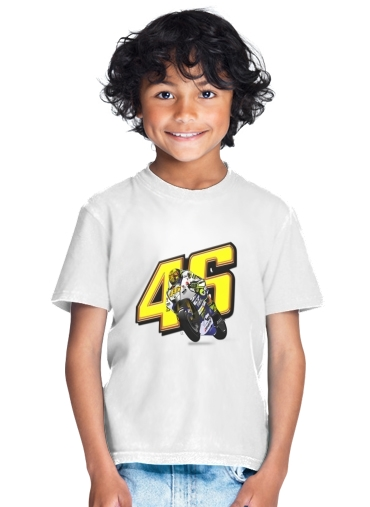 Fan VR46 Doctors for Kids T-Shirt